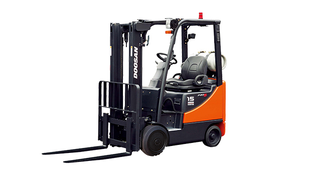 Hydraulic Lift Cushion : T series doosan corporation industrial vehicle